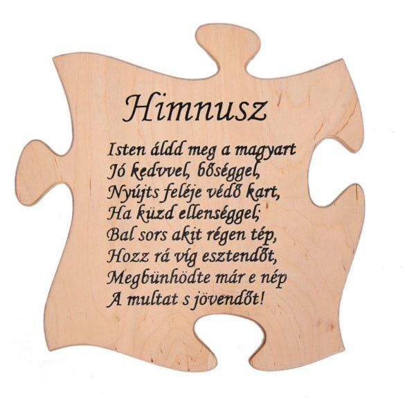 Puzzle himnusz falikép