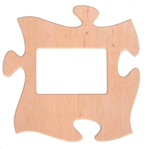 Puzzle képkeret (natur)