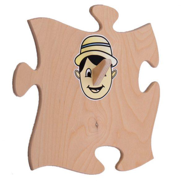 Pinokkió fogas
