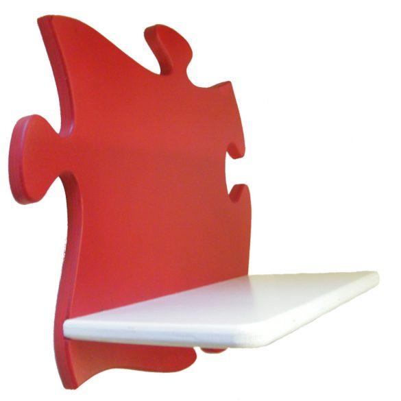 Bővíthető puzzle gyerek polc
