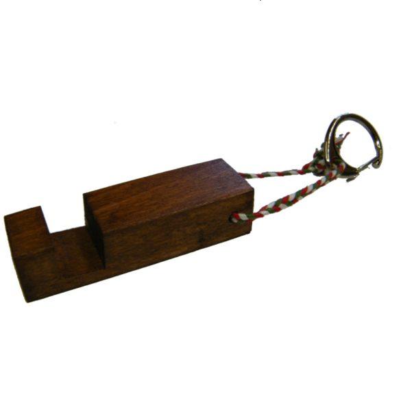 Kulcs és telefon tartó Hungary felirattal