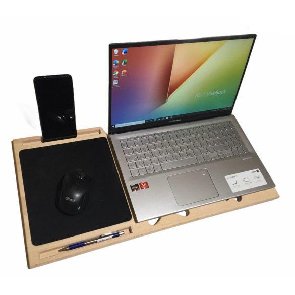 Laptoptartó (kutyás)